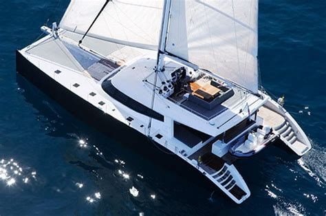 Best Catamaran Sailing Yachts by 2013 As The Best Year Ever For Sunreef Yachts 11 Launched