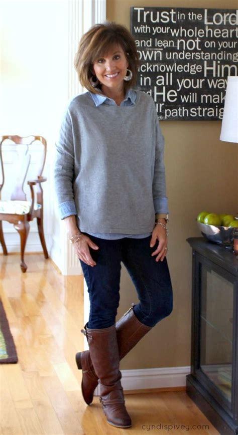 Fashion Over Daily Mom Style Cyndi Spivey Fashion