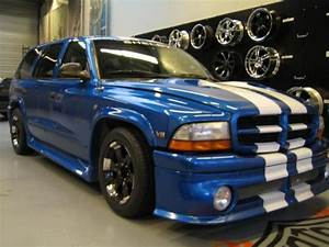 Dodge Durango Shelby S P  360 Supercharged