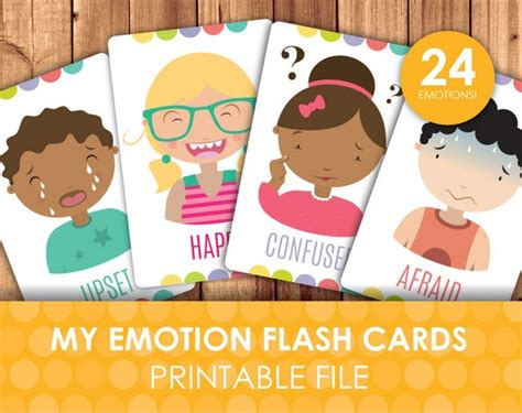 printable emotions and expressions faces flashcards how do 668 | il 570xN.900844835 6otb