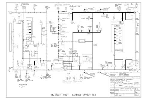Ford Focus Full Wiring Diagram Service Manual