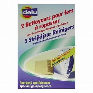 Nettoyer Fer A Repasser : chiffon pour nettoyer semelle fer repasser lot de 2 delu ~ Dailycaller-alerts.com Idées de Décoration