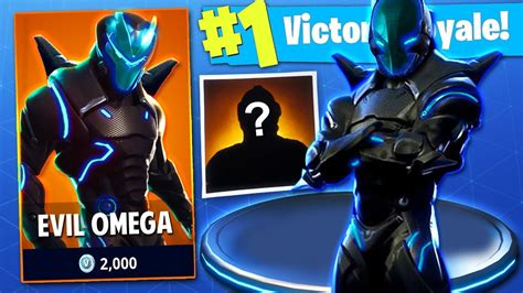 Omega Skin Fortnite Pictures To Pin On Pinterest