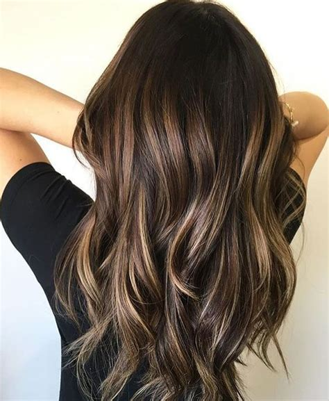 What Is The Difference Between And Brown Hair by Balayage Vs Ombre The Difference Between Ombre And