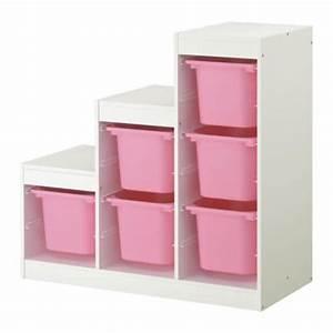 Trofast meuble de rangement ikea for Meuble rangement jouet ikea