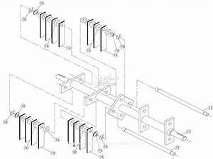 Billy Goat Cr550hc Parts Diagram For Flail Reel Assembly