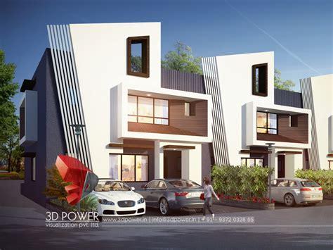 Home Design Services : Exterior Design Rendering