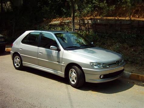 Ozayd 2001 Peugeot 306 Specs, Photos, Modification Info At