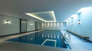 quietude harmonieuse l39esprit piscine With construire une piscine interieure