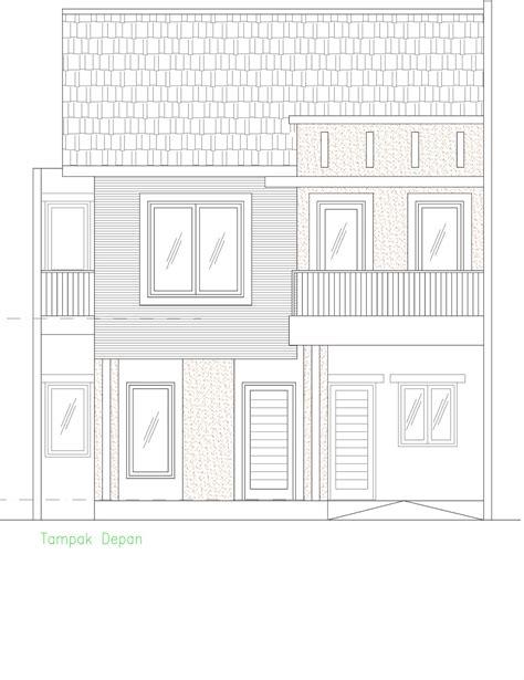 Model Ventilasi Atap Dapur