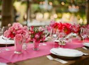 pink wedding decorations wedding reception decorations simple home decoration
