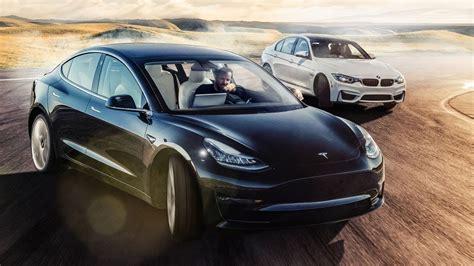 Get Tesla 3 Vs Bmw Series 3 PNG