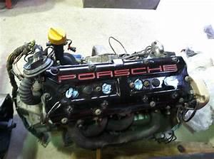 Complete 1987 Porsche 944 S 2 5 16v Dohc Engine M44-40 Rebuilt  Resealed