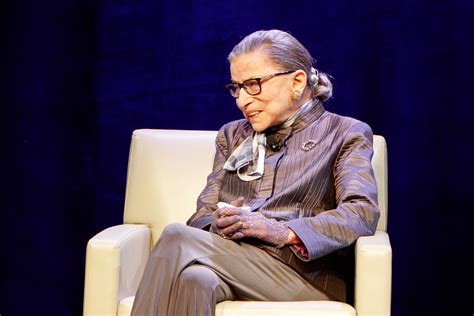 Ruth Bader Ginsburg Be Mindful Of What Makes America