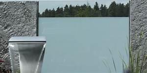 Zaun Aus Glas : sichtschutz aus glas fachgerecht montiert von zaunteam ~ Michelbontemps.com Haus und Dekorationen