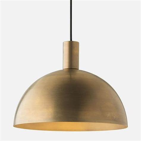 brass pendant light ideas  pinterest
