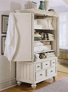Armoires and large pieces of furniture on Pinterest