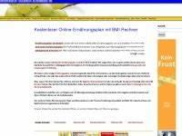 Bmi Berechnen Kostenlos : ernaehrungsplan bei beliebteste webseite ~ Themetempest.com Abrechnung