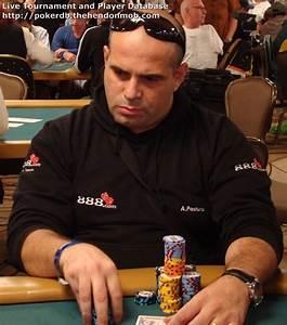 Alessandro Giuseppe Pastura's Poker Statistics: Hendon Mob ...