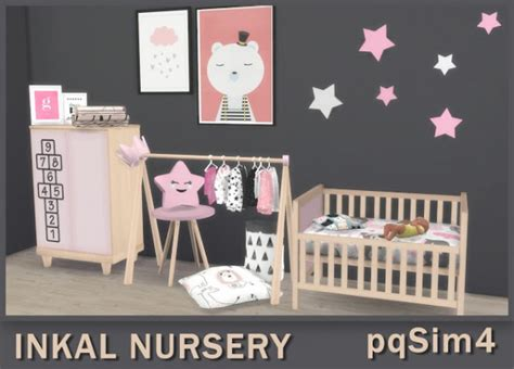 pqsims inkal nursery sims  downloads