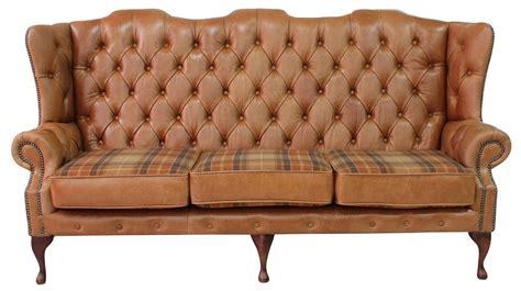 chesterfield 3 seater high back sofa designersofas4u