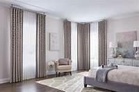 curtains over blinds A Step-by-Step Guide to Hang Curtains over Vertical Blinds |ZebraBlinds - WINDOW TREATMENT ...