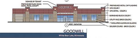 Goodwill Centerville by Goodwill Gets Go Ahead To Build On Centerville Road News