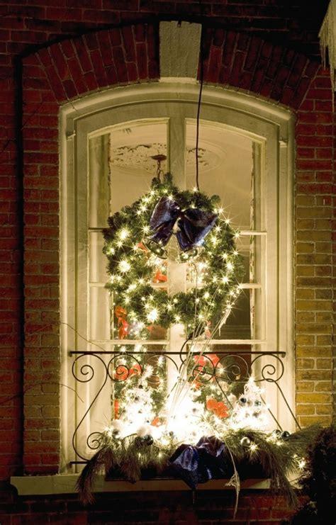 Ausgefallene Weihnachtsdeko Fenster by Weihnachtsdeko Fenster 30 Hervorragende Fensterdeko