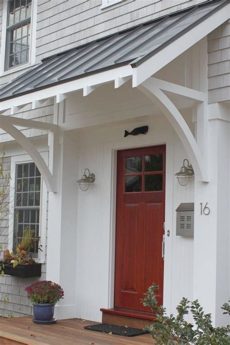 Entry Door Awning by Best 25 Awning Door Ideas On Awning Roof