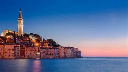 Croatia Rovinj Wallpapers Background Vicki Mar Adriatic