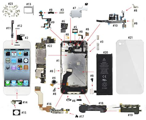 iphone 5s parts iphone 5c diagram iphone get free image about