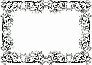Cadre Noir Et Blanc : cadres page 2 ~ Teatrodelosmanantiales.com Idées de Décoration