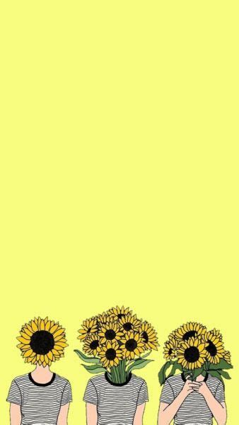Aesthetic Yellow Flowers Wallpaper Iphone by Pin By Alexandra Constantin On R Yellow Aesthetic
