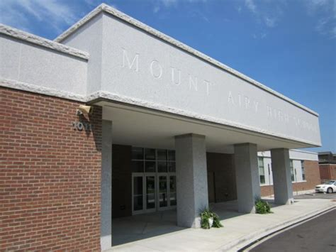 image mount airy high school