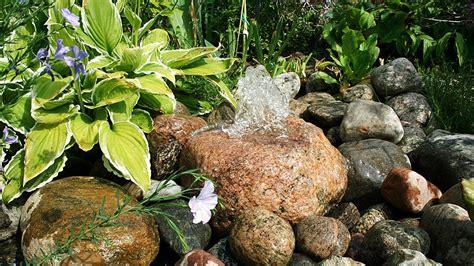 brunnen selber bauen einen springbrunnen selbst bauen ndr de ratgeber garten