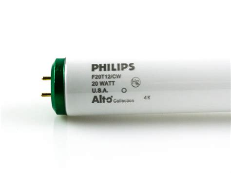 philips 20 watt 24 inch t12 cool white fluorescent bulb