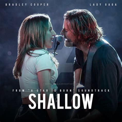 Lady Gaga, Bradley Cooper  Shallow (single) By Marilyncola On Deviantart