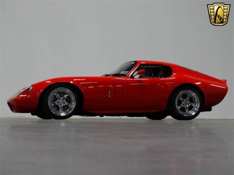Factory Five Daytona Coupe Review supercharged factory five shelby daytona coupe pro touring