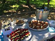 Park Birthday Party Food Ideas