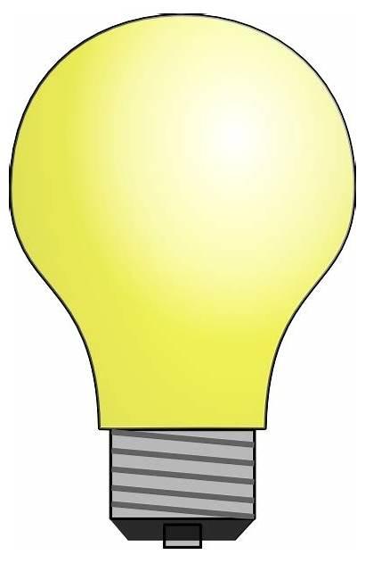 Clip Lightbulb Svg Graphic Commercial Ai Vector