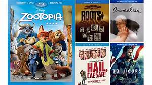 New DVD and Blu-ray releases for June 7, 2016 | KUTV