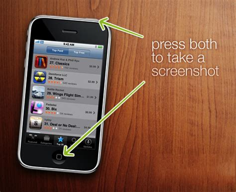 how to screenshot iphone 4 tip fare e salvare nel rullino uno screenshot via