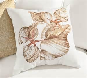 pottery barn pillows pottery barn coastal pillows throw