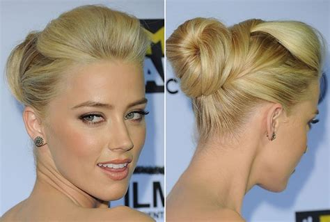 Bun Hairstyles Ideas For Special Occasions
