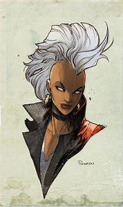 Mohawk Storm Marvel Comics