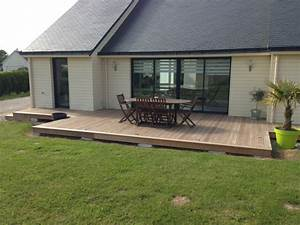 eclairage pour terrasse en bois exterieur atlubcom With eclairage pour terrasse en bois exterieur