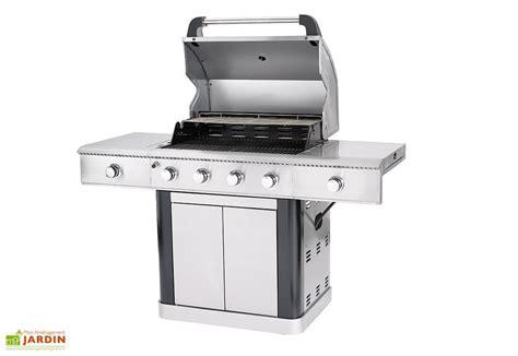 barbecue gaz bruleur inox barbecue au gaz inox 4 br 251 leurs 2 led excellum cross outdoor