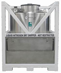 Mve 1536pd Dry Shipper Core Cryolab