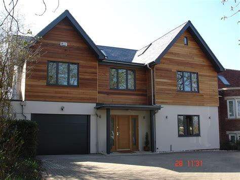Oak Cladding House Options Uk-google Search