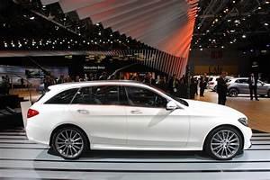 Nouvelle Mercedes Classe C : mondial auto 2014 lancement de la mercedes classe c ~ Melissatoandfro.com Idées de Décoration